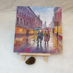 """Pikturë """"Përjetësisht të dashuruar"""""""