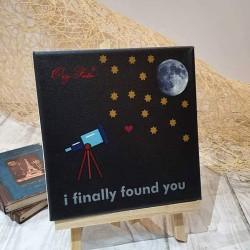 """Kanavacë  """"I found you"""""""