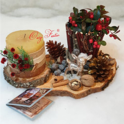 "Kompozim ""Aroma e Krishtlindjes """
